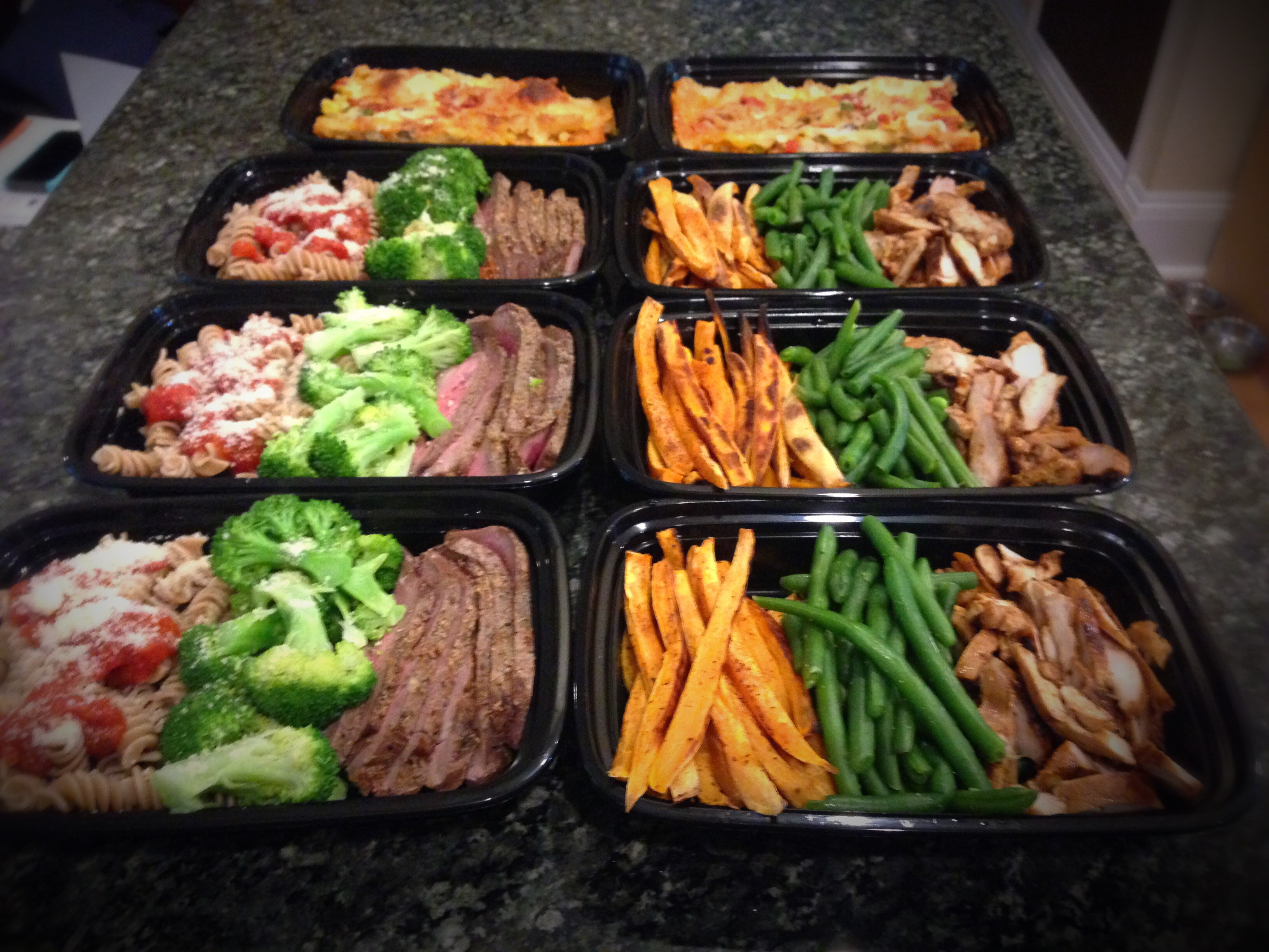 Meal Preparation Services